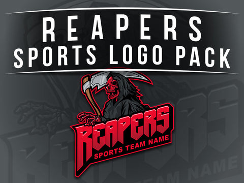 Reapers Sports Logo Pack
