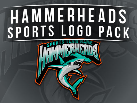 Hammerheads Sports Logo Pack