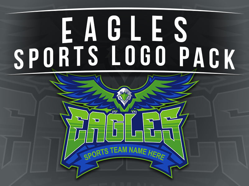 Eagles 2 Sports Logo Pack