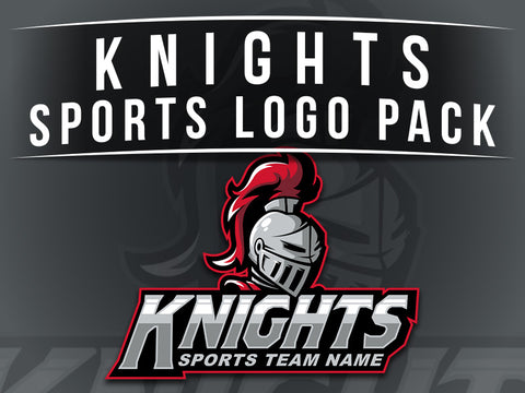 Knights Sports Logo Pack