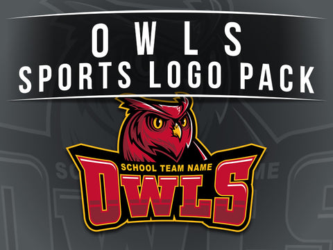 Owls Sports Logo Pack