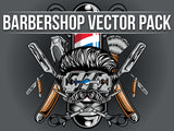 Barbershop Vector Pack