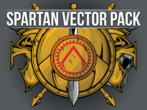 Spartan Vector Pack