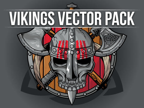 Viking Vector Pack