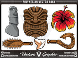 Polynesian Vector Pack