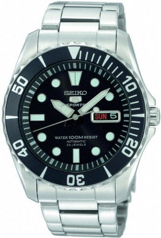 Seiko 5 Automatic Divers SNZF17K1 Watch (New with Tags)