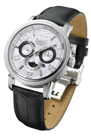 Arbutus Love Peter Sport Mechanical AR515SWB Watch (New with Tags)