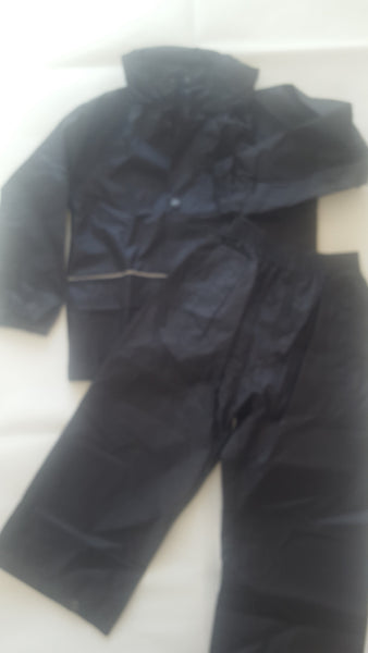 Two Piece Rain Suit