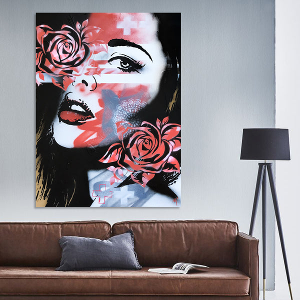 Original Painted Canvas Artwork