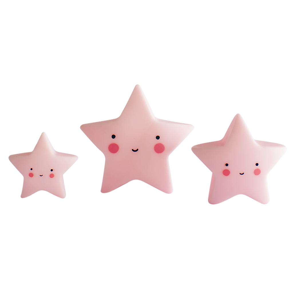 Minis<br/>Pink <br/> Stars