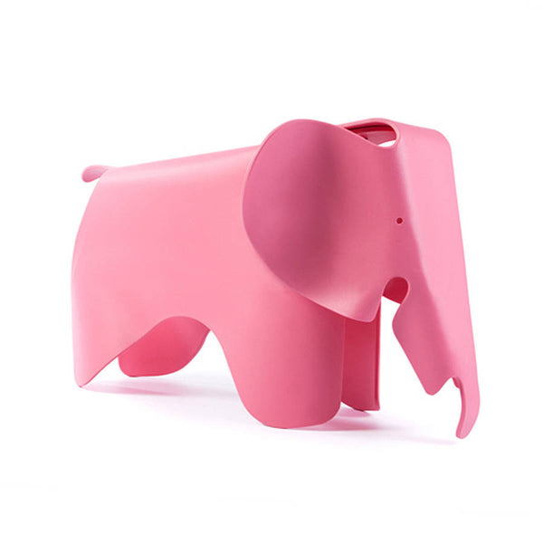 Elephant Stool <br/> Pink
