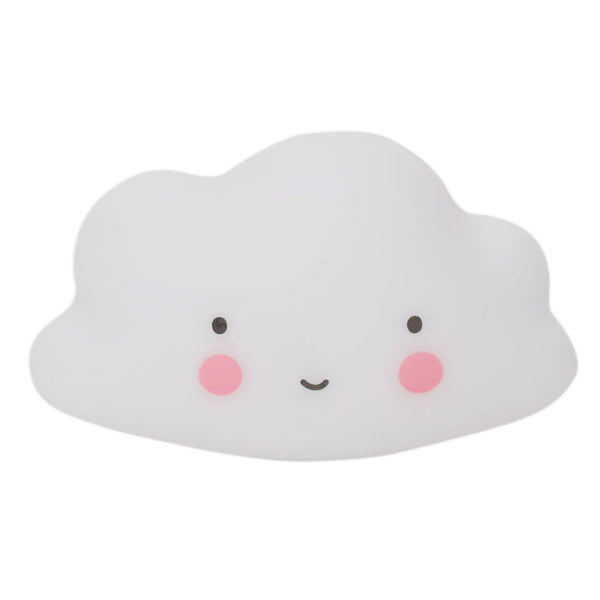 Bath Toy Cloud from A Little Lovely Company