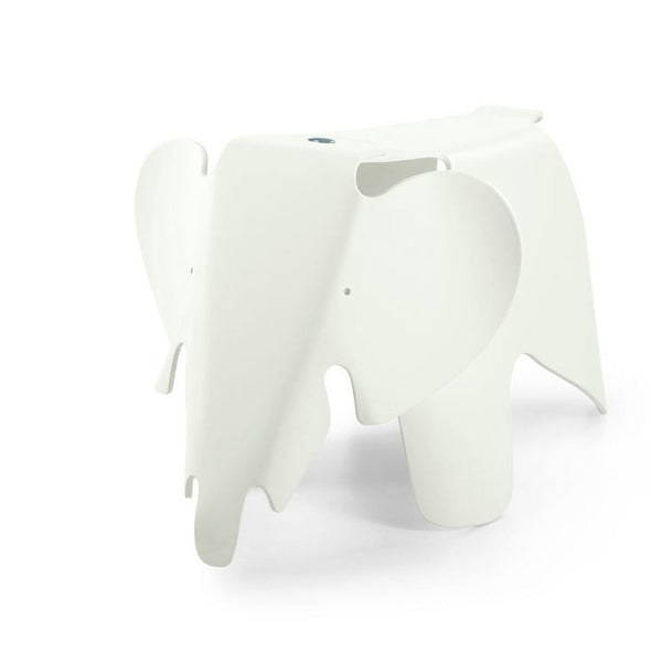 Elephant Stool <br/> White