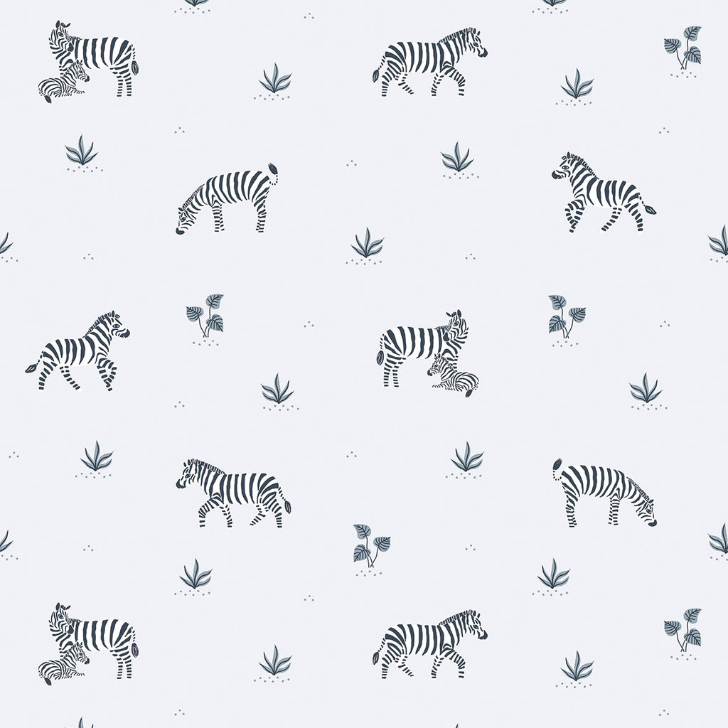 Wallpaper <br/> Zebras <br/> Panorama