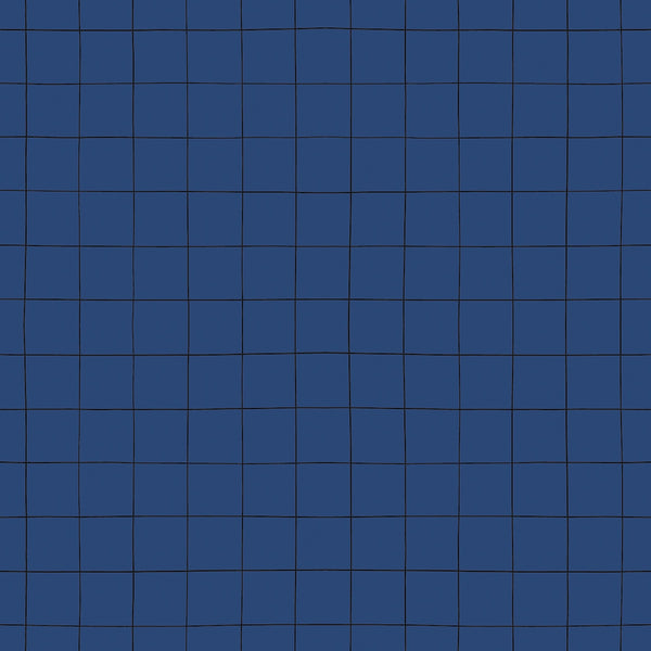 Wallpaper <br/> Grid <br/> Navy