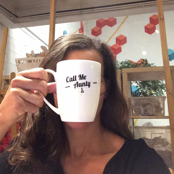 Call me Aunty Mug from Call Me Mummy