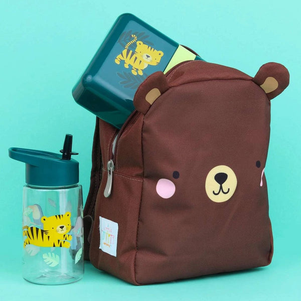 Little <br/> Backpack <br/> Bear