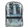 Backpack <br/> Glitter - transparent/black