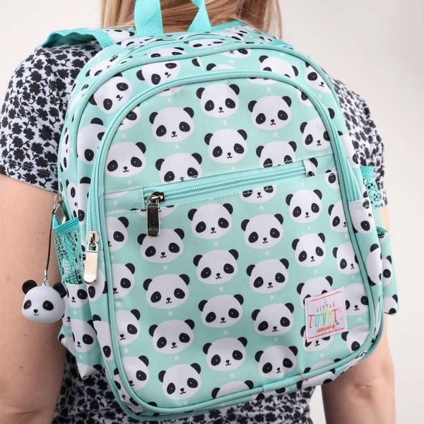 Backpack <br/> Panda <br/> Mint