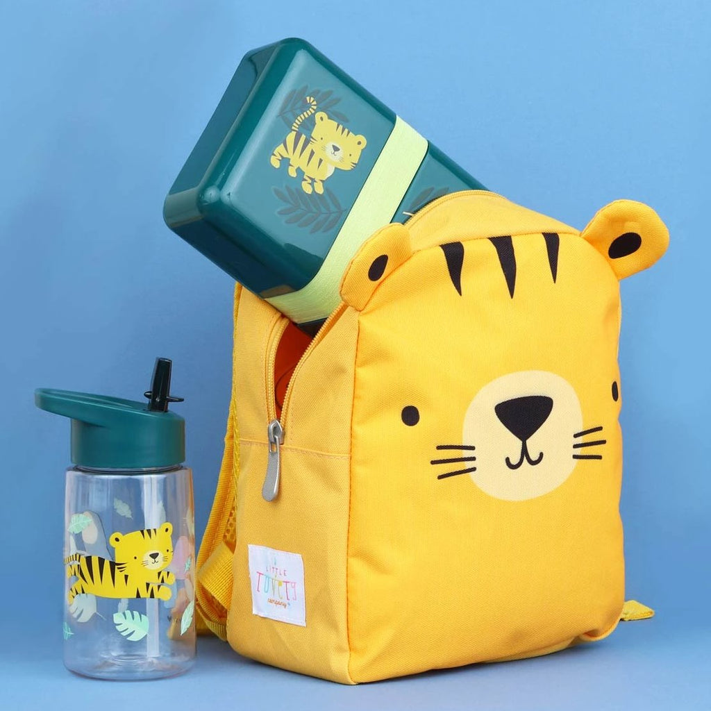 Little <br/> Backpack <br/> Tiger