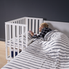 Safe co-sleeping crib for new born