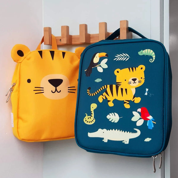 Cool bag <br/> Jungle Tiger <br/> Insulated