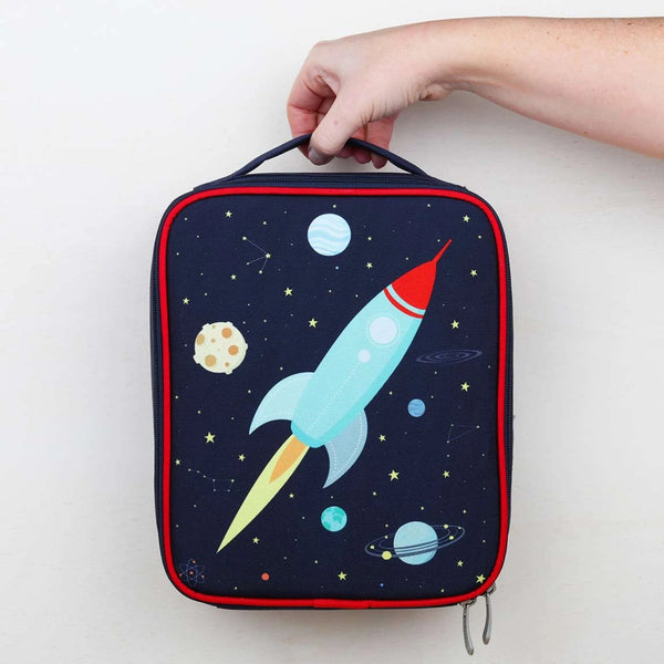 Cool bag <br/> Space <br/> Insulated