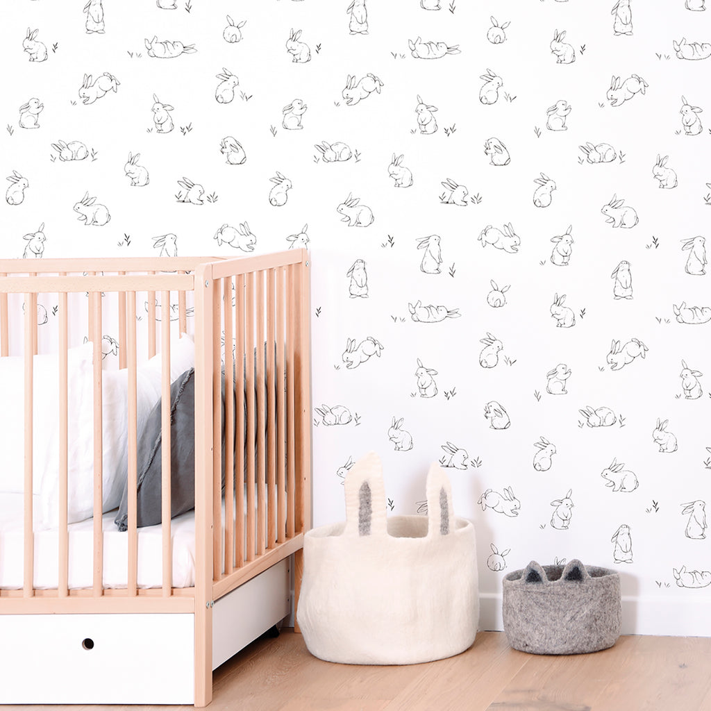 Pet Rabbits Wallpaper from Lilipinso