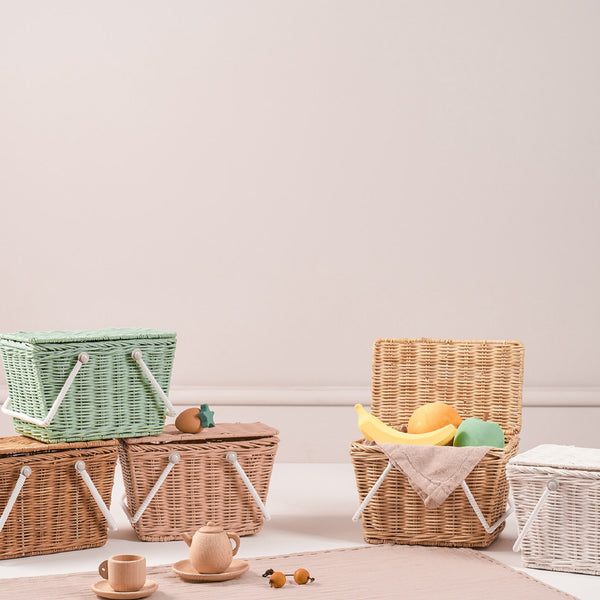 Olli Ella <br/> Piki Basket <br/> Natural