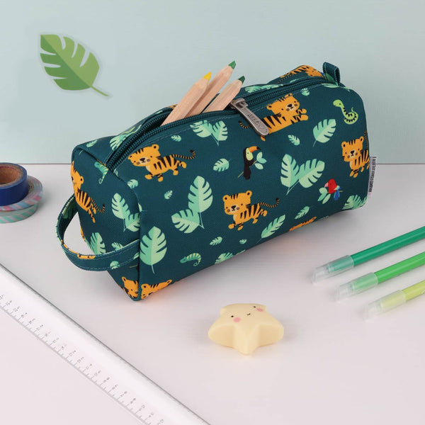 Pencil <br/> Case <br/> Jungle Tiger