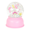 Unicorn Snowglobe Light from A Little Lovely Company