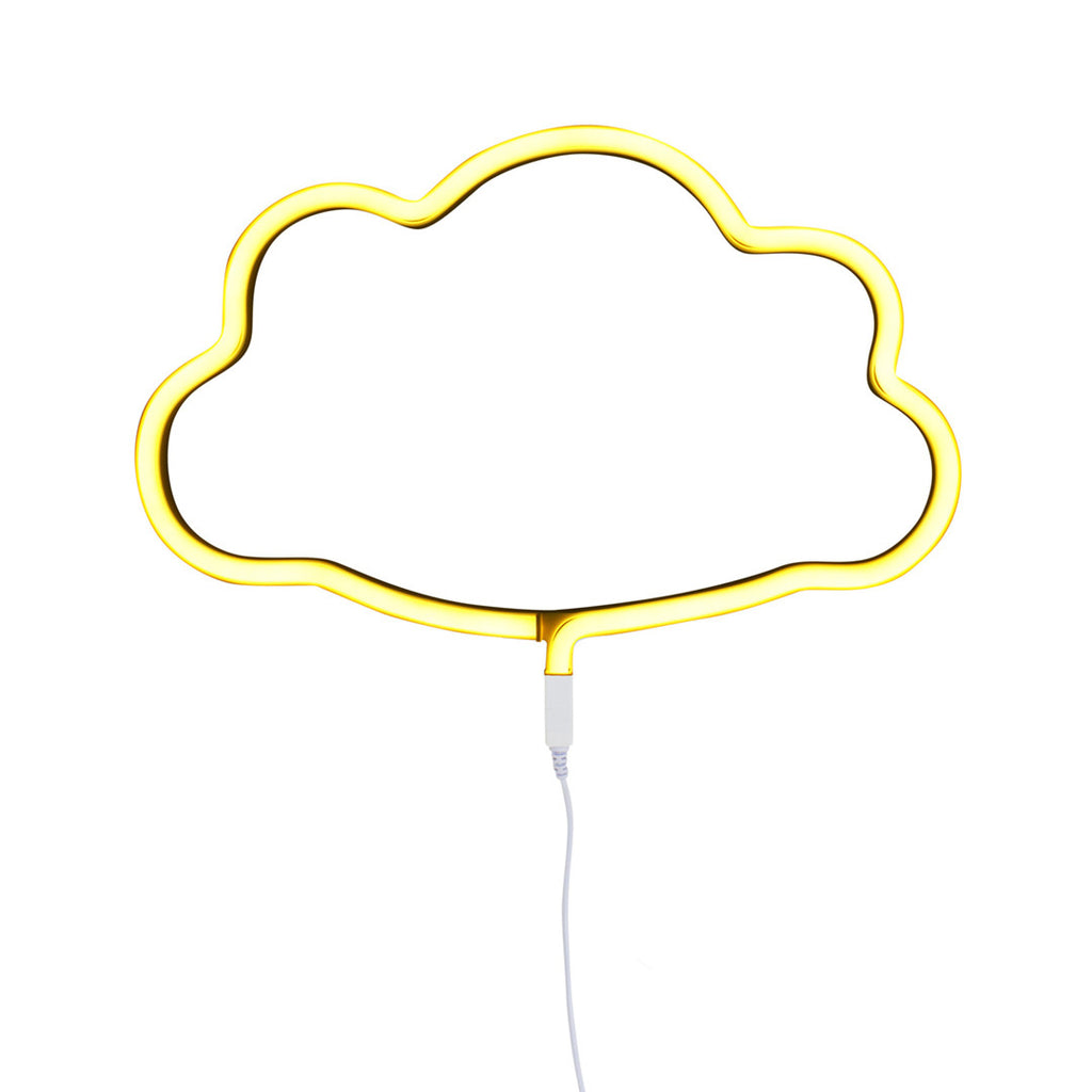 Neon Cloud Light from A Little Lovely Company