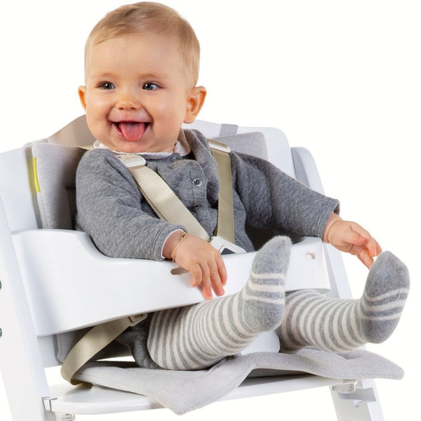 Baby Grow Chair <br/> Cushion Tricot <br/> Mouse Grey