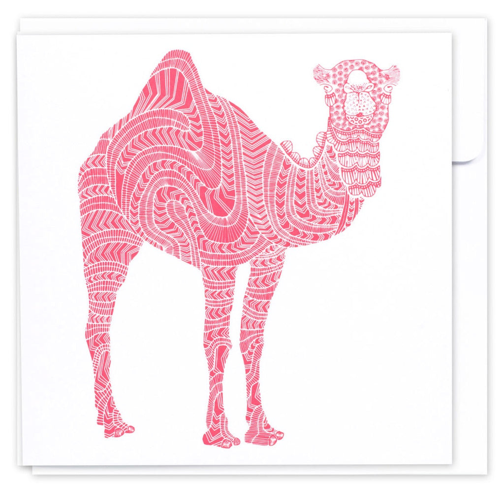 Greeting <br/> Cards <br/> Camel Pink