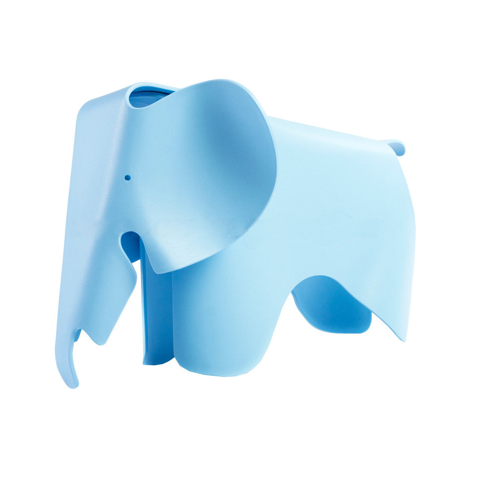 Elephant Stool <br/> Blue
