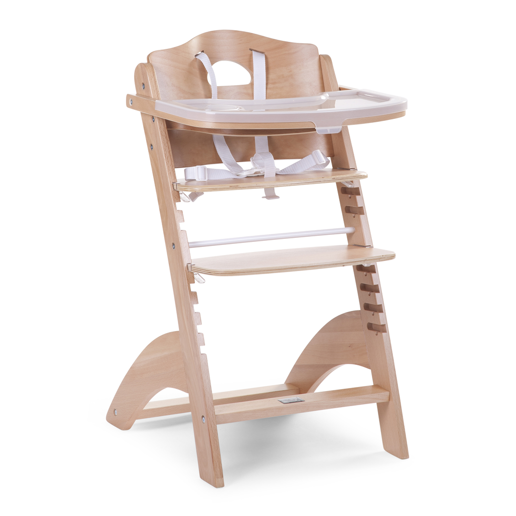 Natural Baby Grow Chair Lambda 2 from Childhome