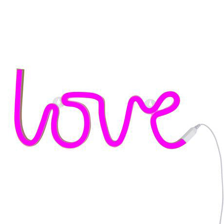 Neon Light<br/>Pink LOVE
