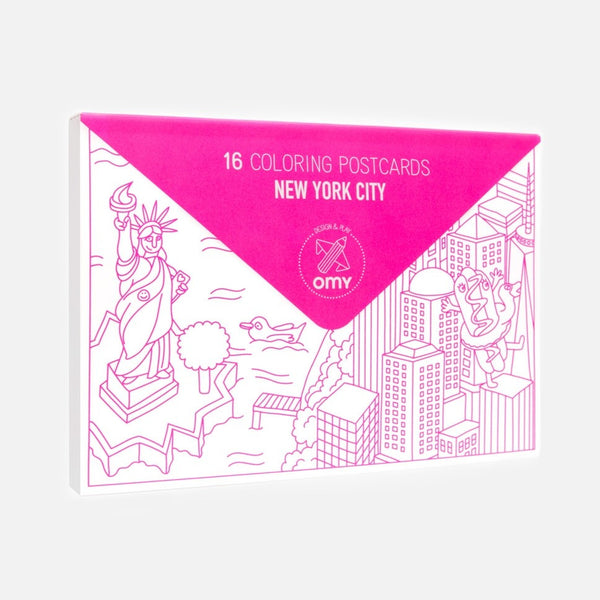 Pack of 16 Postcards <br/> New York