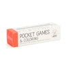 Pocket Games & Coloring <br/> Fantastic