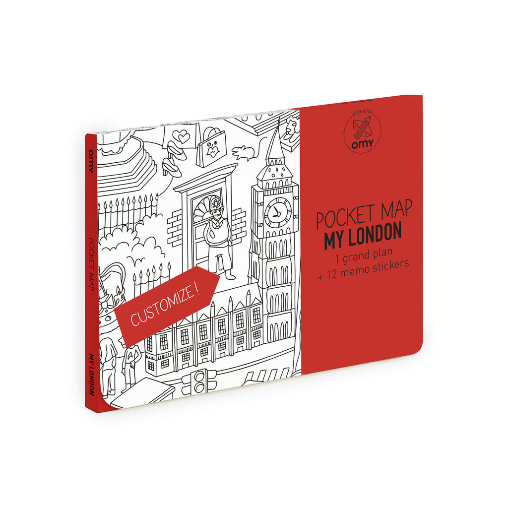 Pocket Map <br/> London