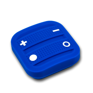 Soft remote Tech Blue