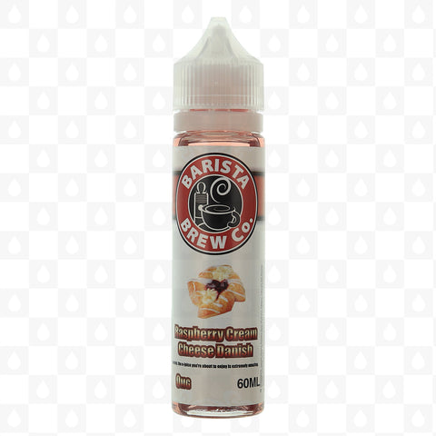 Barista Brew Co - Raspberry Cream Cheese Danish 60ml bottle