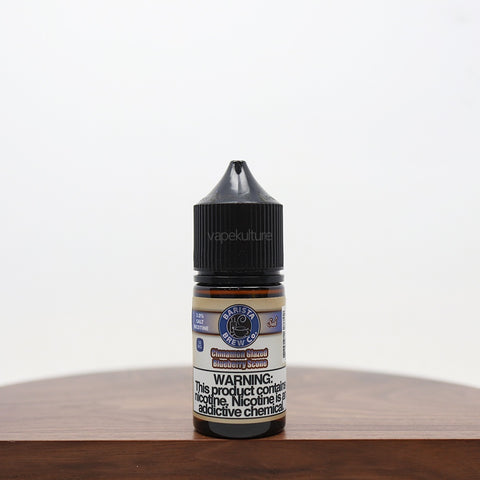 Cinnamon Glazed Blueberry Scone 30ml