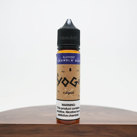 Blueberry Granola Bar 60ml