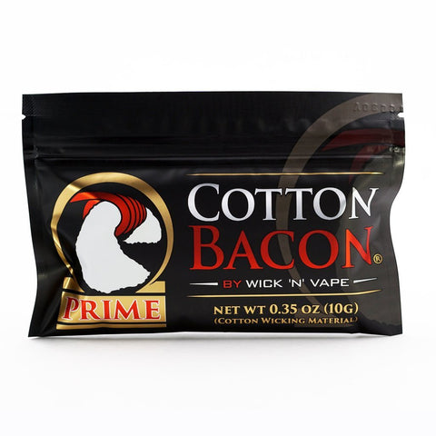 Wick N Vape - Cotton Bacon Prime