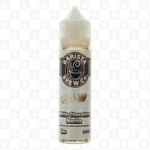 Barista Brew Co - White Chocolate Mocha 60ml bottle