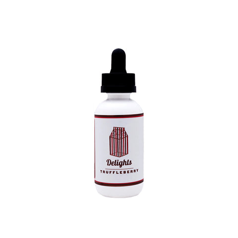 The Milkman Delights - Truffleberry 60ml bottle