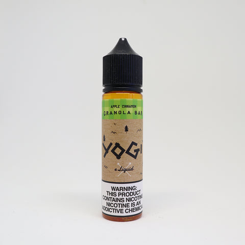 Yogi E-Liquid - Apple Cinnamon Yogi 60ml