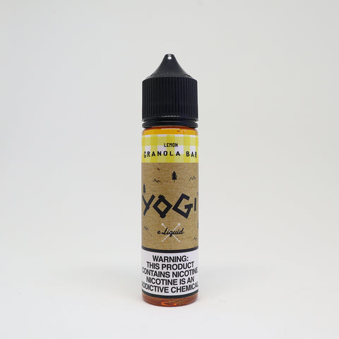 Yogi E-Liquid - Lemon Yogi 60ml