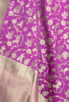 Art silk Banarasi Dupatta with Shikargah jaal